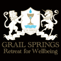 Grail Springs - blk background